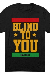Blind To You Tee (Black)