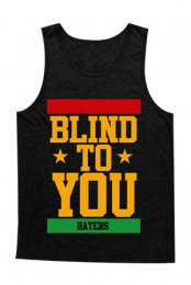 Blind To You Tank (Black)