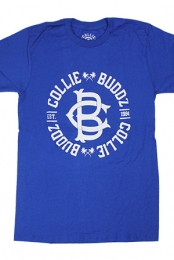 Collie Classic Tee (Royal Blue)