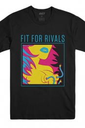 Sugar Tee (Black) - Fit For Rivals