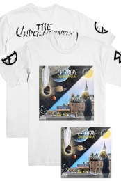 Evermore Tee (White) + Evermore - The Art Of Duality Digital Album