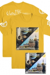 Evermore Tee (Gold) + Evermore - The Art Of Duality Digital Album