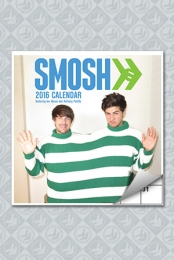 2016 Signed Smosh Calendar