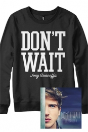 Don't Wait Crewneck Bundle