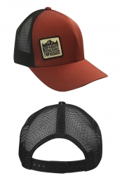 Outdoor Trucker Hat (Burnt Orange)