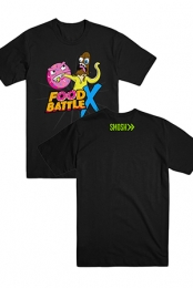 Food Battle 2015 Tee (Black)