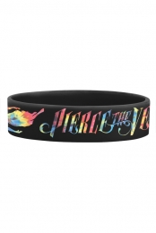 Tie Dye Collide Wristband