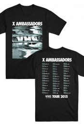 X Ambassadors Merch Online Store On District Lines